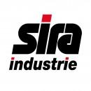 logo sira industrie bianco